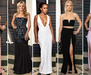 The Best Oscars Fashion Wasn't Even On The Red Carpet