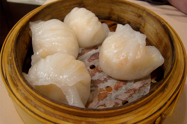 Chinese har gow