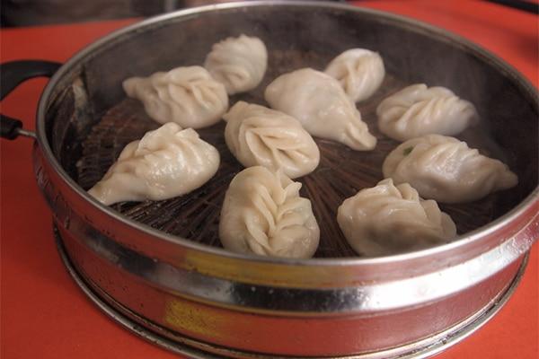 Chinese jiaozi