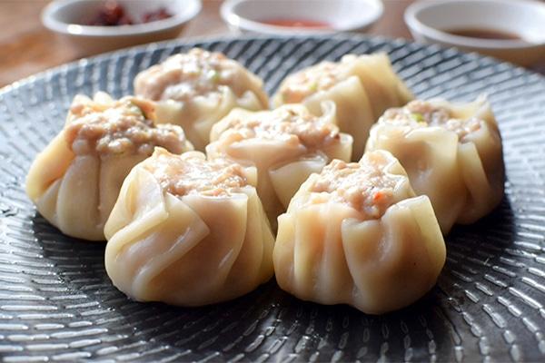Chinese siu mai