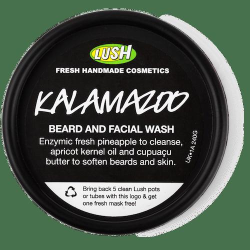 Kalamazoo beard and facial wash