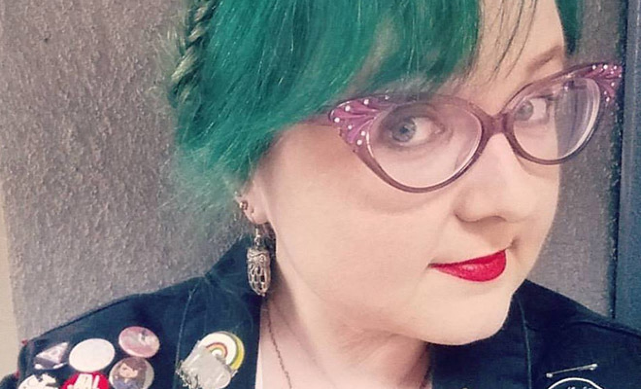 I Dress Loudly And My Hair Is Blue, So Why Do I Feel Invisible?