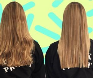 Here's What Happened When I Got Keratin Hair Straightening