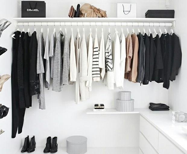 wardrobe feature
