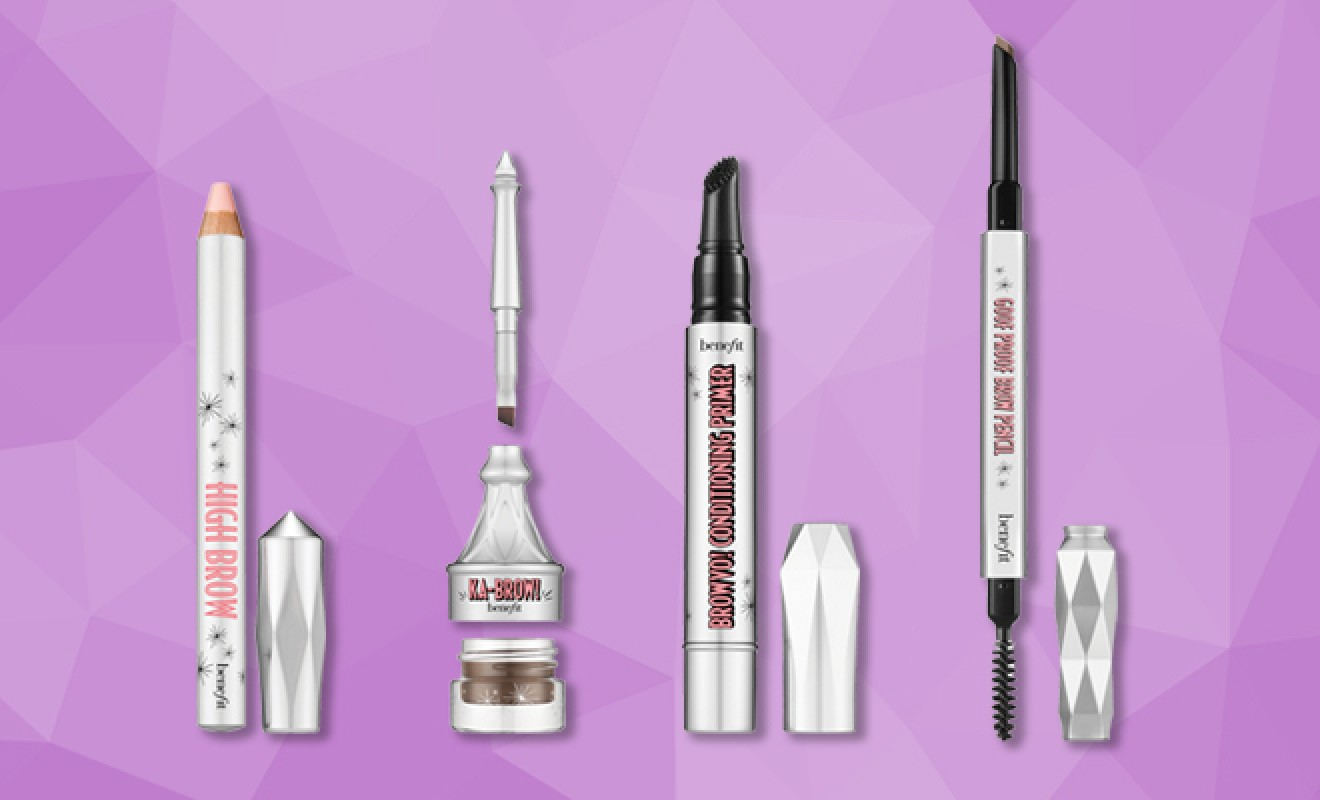 We Tried Every Product In Benefit's New Brow Line. Here's The Verdict.