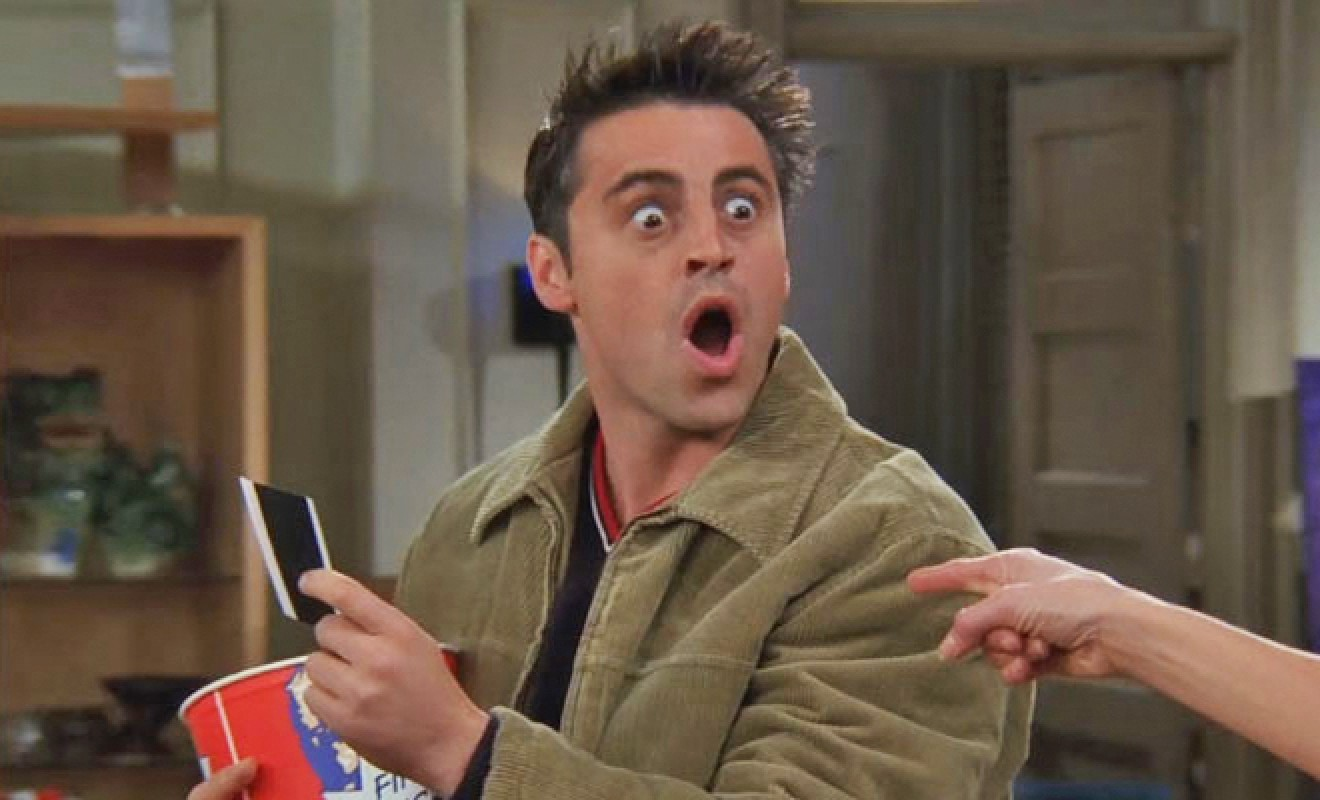16 Mind-Blowing Things You Didn't Know About Friends
