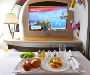 Here's What It's REALLY Like To Fly First Class