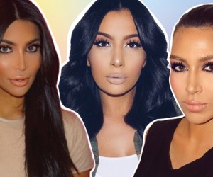 11 Women Who Could Literally Be Kim Kardashian's Identical Twin