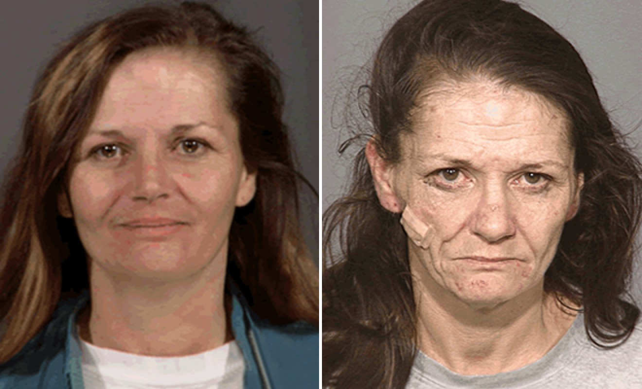 These Are The Devastating Faces Of Crystal Meth Addiction