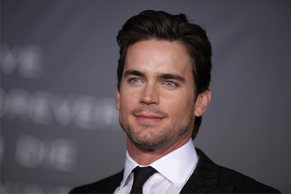 Matt Bomer is set to play a transgender woman in the upcoming film, Anything.