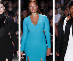 Multiracial And Plus-Size Women Are The Refreshing New Norm At NYFW