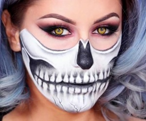 14 Next-Level Halloween Makeup Looks That'll Inspire The Hell Out Of You