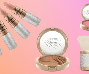 The MAC x Mariah Carey Collection Is As Sparkly And Girly As You Hoped