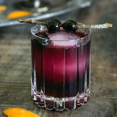 RedMoonOverManhattanCocktailRecipe