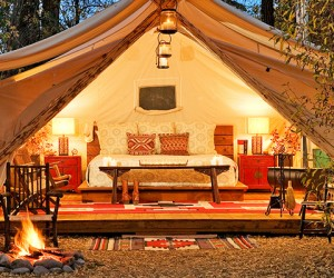 7 Reasons Why Glamping Is Better Than Camping In Every Way