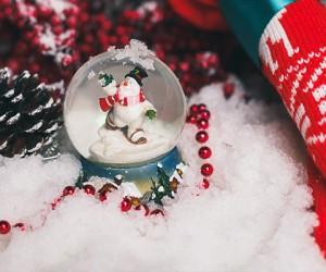 Here's How To Make Edible Christmas Snow Globes