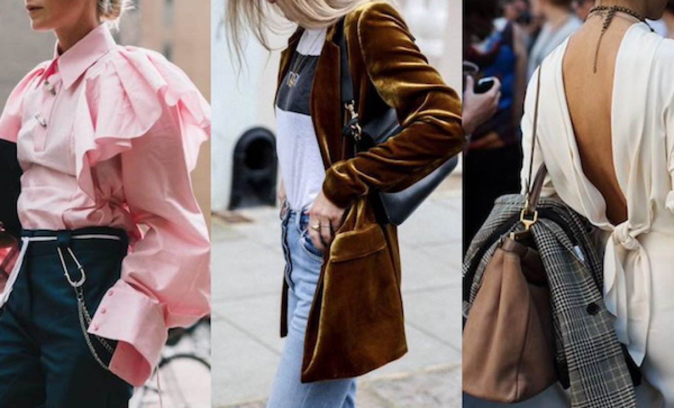 These Are The Biggest Fashion Trends For 2017