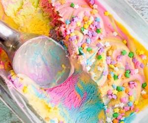 This Unicorn Ice-Cream Recipe Is The Stuff Of Dreams