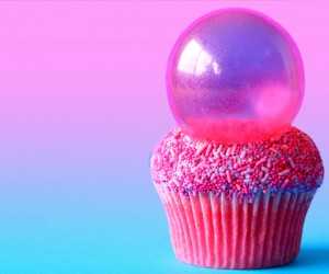 Here's How To Make Bubblepop Electric Cupcakes