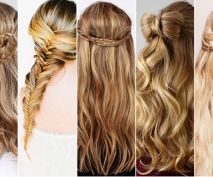 7 Romantic Hairstyles You'll Fall In Love With