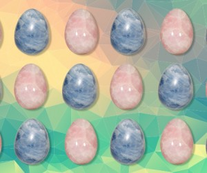 Here's The Deal With Quartz Eggs For Your Vagina (Yes, They're A Thing)