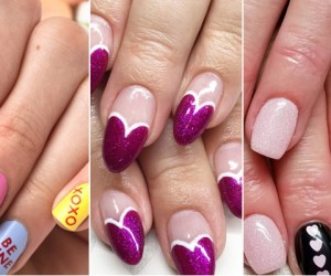 19 Valentine's Day Nail Ideas Your Digits Need Right Now