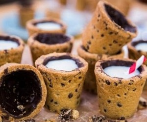 These Boozy Cookie Cup Shots Will MAKE Your Weekend