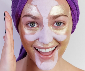 Tarte's New Multi-Mask Is So Pretty, You Won't Want To Take It Off