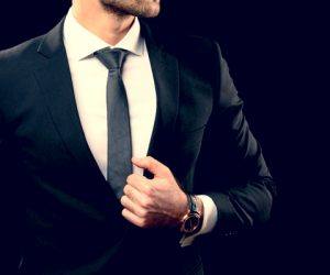 17 Signs You're With A Total Alpha Male