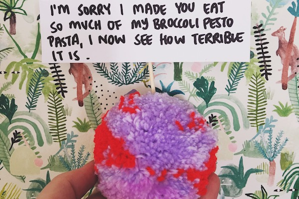 Apomogy Pom Pom Broccoli Pasta Rachel Burke