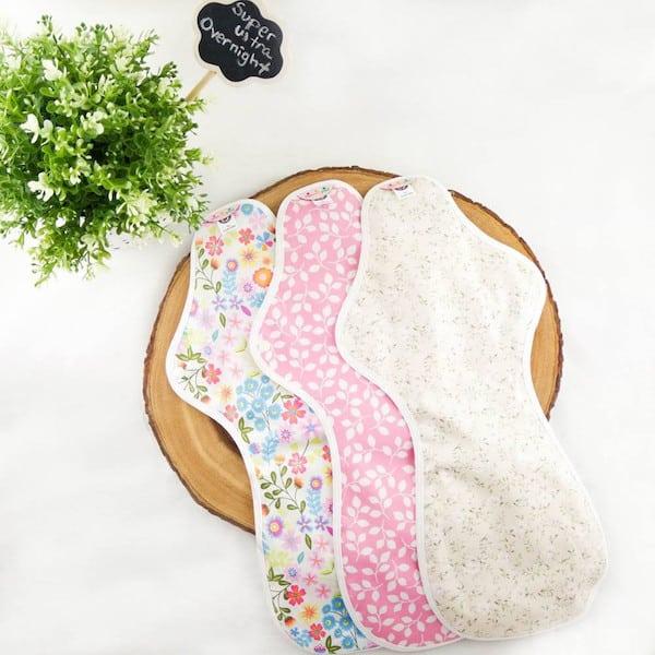 Organic cloth Hannah Pad eco-friendly alternative