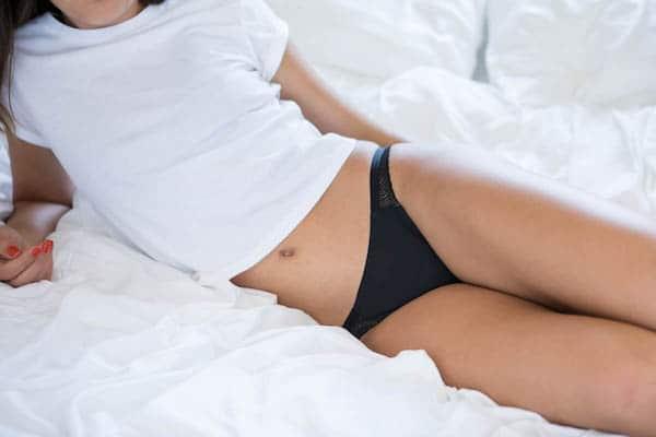 Period underwear Modibodi Thinx tampon alternatives