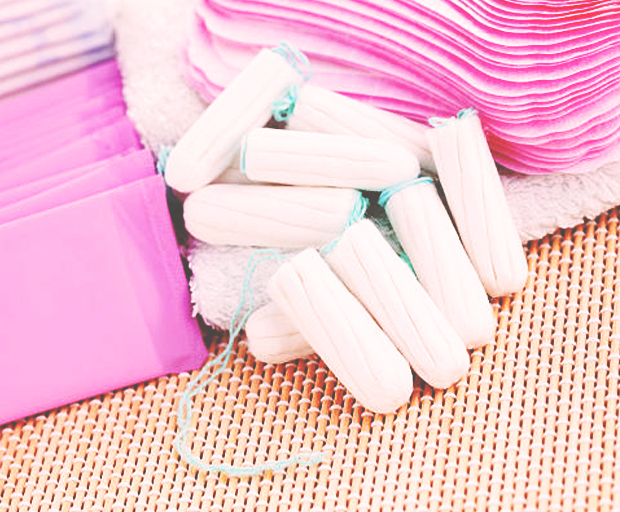 Eco-friendly alternatives tampons pads