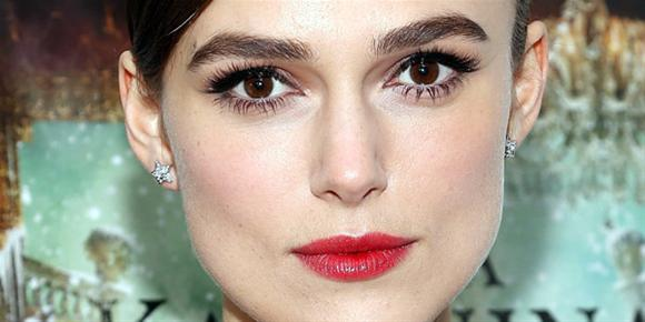 Get The Look Keira Knightleys Classic Hollywood Makeup