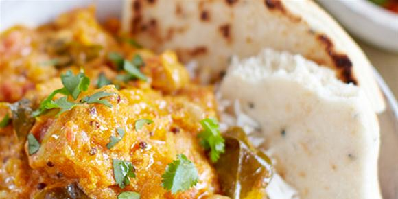 Jamie Oliver's Pumpkin Curry