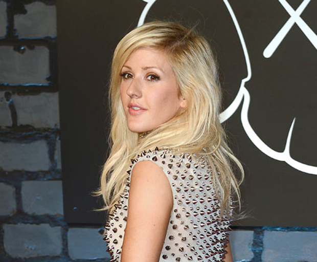 Get The Look Ellie Goulding S Vma Waves She Said