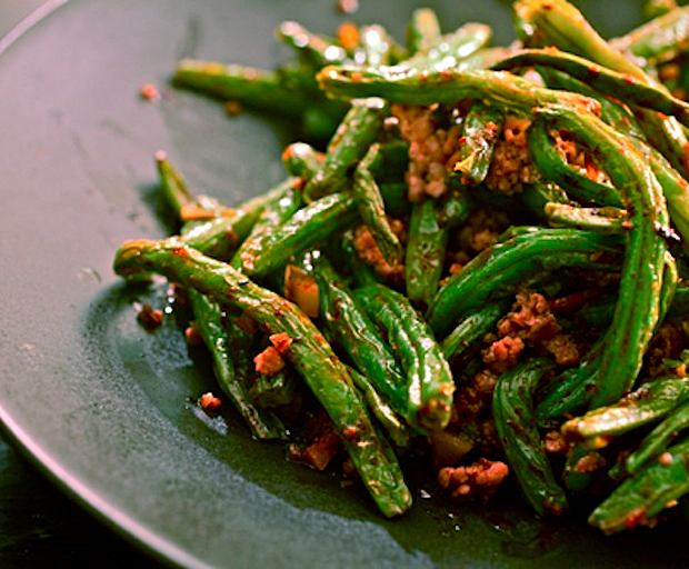 Easy dinner recipes spicy beef with green beans shesaid easy dinner recipes spicy beef with green beans forumfinder Images