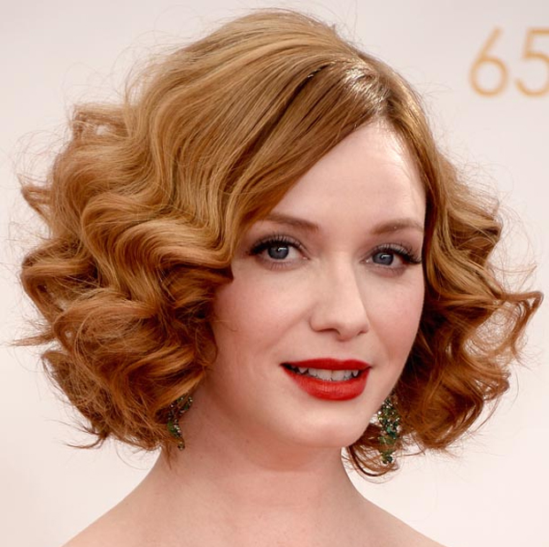 Get The Look: 1920s Waves Like Christina Hendricksu0027 Emmys Hair