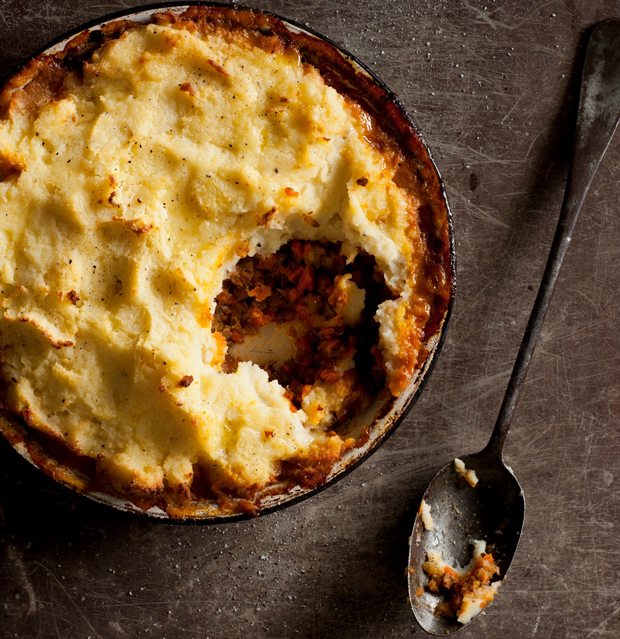 Real Shepherd's Pie Recipe