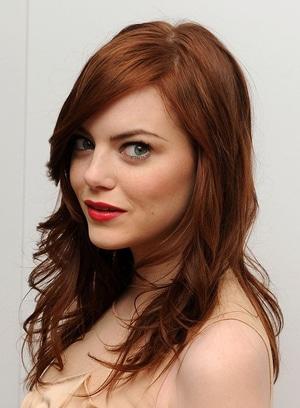 celebrity autumn hair colour