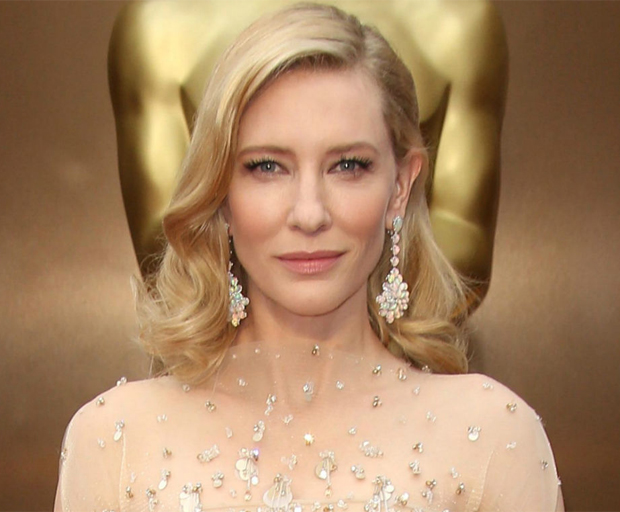 Get The Look Cate Blanchetts Oscars Hair Shesaid