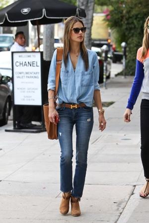 Kate Bosworth's Skinny Jeans