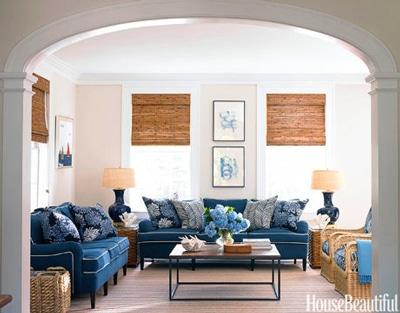 famous living room design