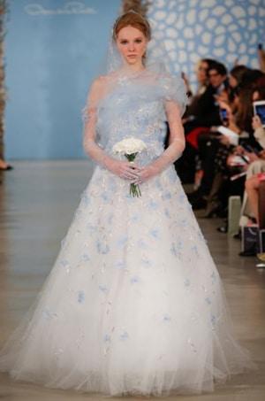 Spring Wedding Gown design