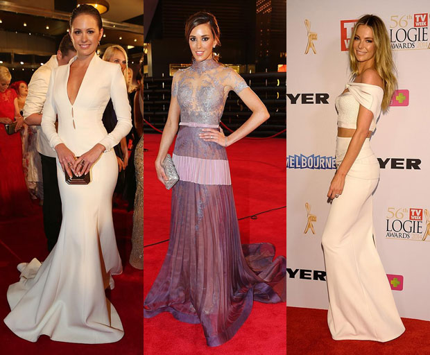 red carpet, Logies, Logie Awards 2014, celebrity, celebrity style, best dressed