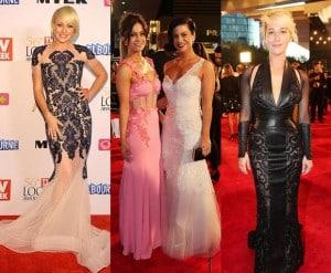 red carpet, Logies, Logie Awards 2014, celebrity, celebrity style, best dressed