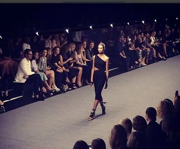 Carla Zampatti, fashion week, MBFWA, design, fashion show