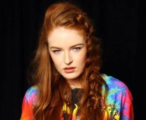 hair, hairstyles, hair trends, hairstyling, red hair