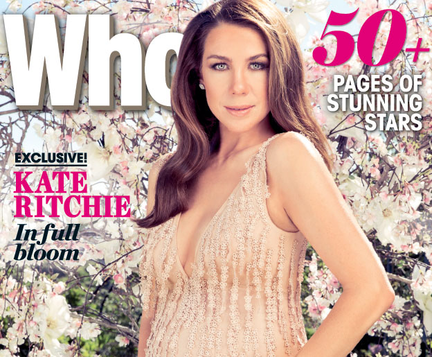 WHO magazine, Kate Ritchie, beautiful, celebrity, celebrity style