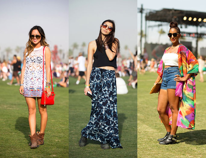 Coachella, music festival, festival fashion, celebrity style